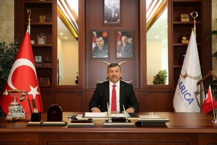 Şükrü Karabacak  Zafer Bayramı'nı kutladı