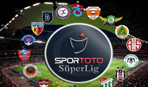 Süper Lig 1.Hafta programı