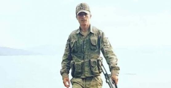 Suriye'de yaralanan askerimiz Halis Sayın şehit oldu