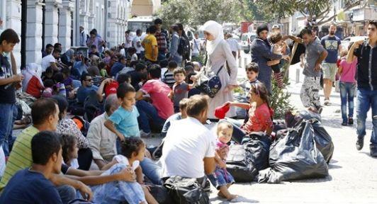 Suriyeli Sayısı Kocaeli'de Artış Gösterdi
