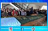 Kazada ölen karı koca ve oğullarının cenazesi toprağa verildi
