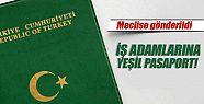 15 Bin İhracatçıya Yeşil Pasaport