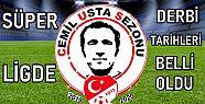 2019-2020 Spor Toto Süper Lig sezonu fikstür...