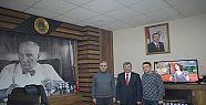 Adnan Malkoç Gazetemizi ziyaret etti