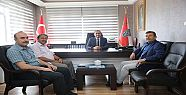 Başkan Karabacak'tan Kaçar'a Hayırlı...