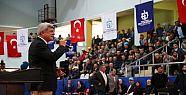 Başkan Karaosmanoğlu; ''Destek bizden...