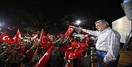 Başkan Karaosmanoğlu, 'Halkımızı...