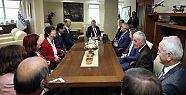 Başkan Karaosmanoğlu, ''Muhtarlarımız,...