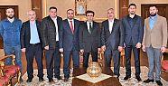 BBP Kocaeli İl yönetiminden valiye ziyaret...