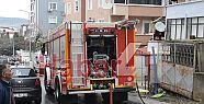 Darıca'daki yangında 2 kişi hastanelik...