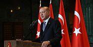 Erdoğan ''Kuvvetli destek bekliyoruz''