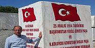 ERMAŞ MERMER'den Sarıkamış'a Anıt...