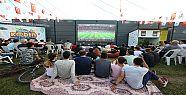 Final maçında K@bin doldu taştı