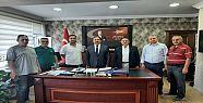 Gebze Trabzonlular Derneği protokol ziyaretlerine...