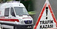 Gebze'de 3 araç birbirine girdi, kazada...
