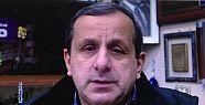 Gebze'nin tanınan esnafı Mustafa Şenol...