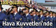 Hava Kuvvetleri'nde dev FETÖ operasyonu!...