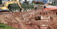 İSU binası inşaatından tarih çıktı