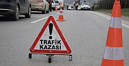 Kandıra yolunda feci kaza:2 ölü