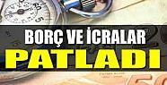 Kocaeli'de 234 bin kişi icralık oldu!