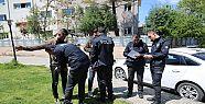 Kocaeli'de Huzurlu Sokaklar Uygulaması...