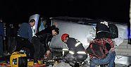 Kocaeli'de trafik kazası: 4 yaralı