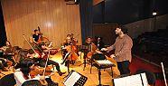 Kocaeli'nin ilk Oda Orkestrası Seyirciyle...