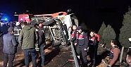 Körfez'de feci kaza :2 ölü 6 yaralı