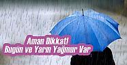 Marmara'da Bugün Hava Yağışlı