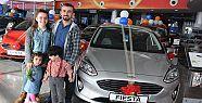 Nazer Otomotiv Yeni Fiestayı Tanıttı...