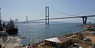 Osmangazi Köprüsü manzaralı sahil parkı...