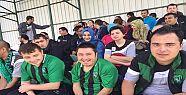Özel öğrenciler Kocaelispor idmanında...