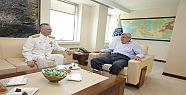 Tuğamiral Tok'tan Başkan Karaosmanoğlu'na...
