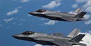 Türkiye'nin ilk F-35 savaş uçağı...