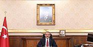 Vali Yavuz 16 Ocak Basın Onur Günü'nü...