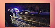 Zincirleme kazada 2 ölü, 24 yaralı
