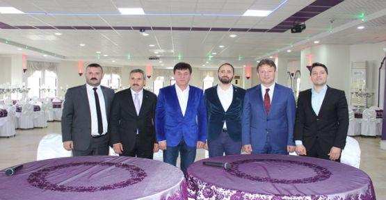 Trabzonlu adaylar buluştu