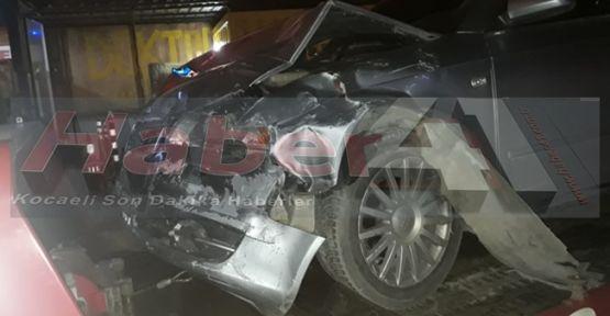 Trafo Meydanında Korkunç Kaza