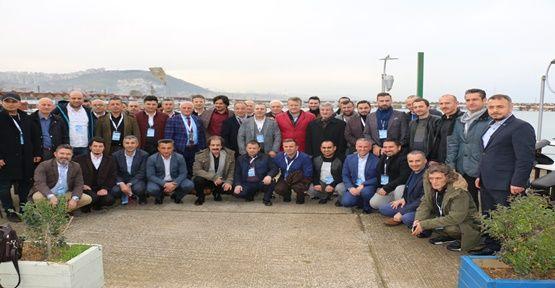 TÜKSİAD'dan Trabzon'a Çıkarma !