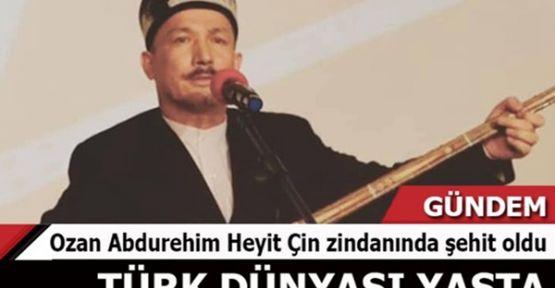 Türk dünyası yasta