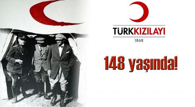 Türk Kızılay'ı 148 yaşında!