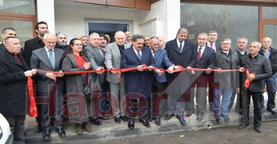 Türkiye Polis Emeklileri Sosyal Yardım Derneği Gebze Şubesi Açıldı