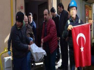 Türkmen teknisyenin şüpheli ölümü