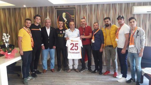 UltrAslan Gebze Taraftar Grubu Darıca Protokolünü ziyaret etti.