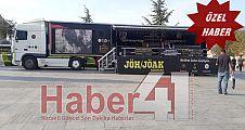 JÖH & JÖAK Tırı Gebze'ye geldi