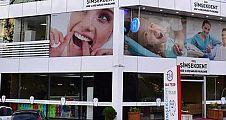 Gebze'de Diş Hastanesi Kurşunlandı
