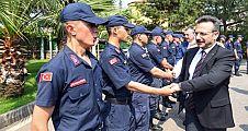 Hüseyin AKSOY'un Jandarma Teşkilatının 180. Kuruluş Yıldönümü Mesajı