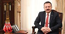Vali  Aksoy Basın Onur Günü'nü kutladı