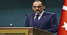 """KALIN:""""PKK TERÖR ÖRGÜTÜNE KARŞI MÜCADELEMİZ HER SAHADA DEVAM EDİYOR"""""""