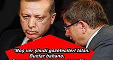 Flaş İddia 'Erdoğan ile Davutoğlu bayramlaşmada kavga etti'